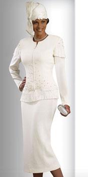 White Church Suits Gotsuits